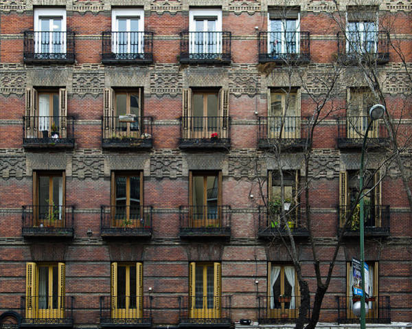 Photograph - Facade by Pablo Lopez