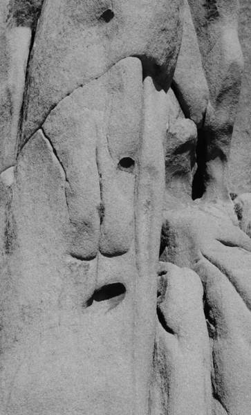 Photograph - Face In The Rock by Tranquil Light  Photography