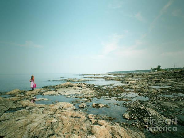 Aimelle Photograph - Facing Infinity by Aimelle