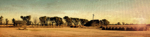 Wall Art - Photograph - Faded Farm by Patrick Ziegler