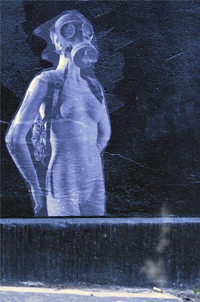 Digital Art - Fagged Out by David Davies