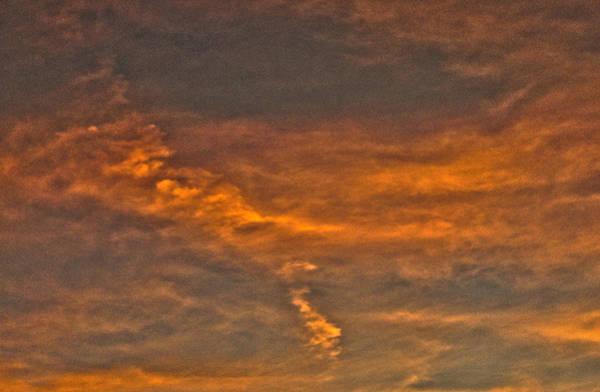 Wall Art - Photograph - Faint Clouds by Marquis Crumpton
