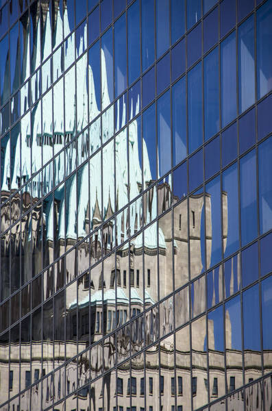 Photograph - Fairmont Reflections by Ross G Strachan