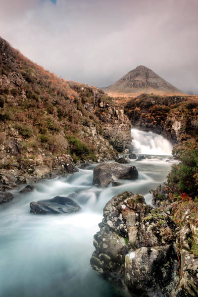 Fairy Pools Photograph - Fairy Pool Way by Chris Frost
