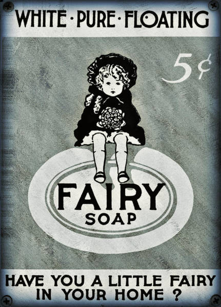 Wall Art - Photograph - Fairy Soap by Ricky Barnard