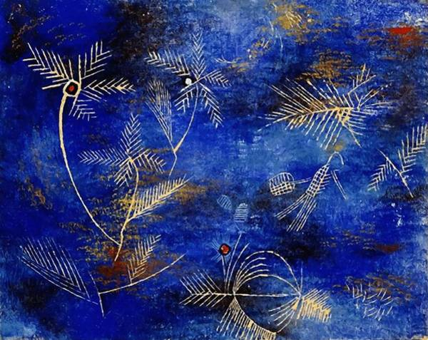Painting - Fairy Tales by Paul Klee