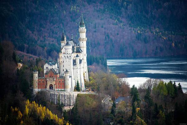 Photograph - Fairytale Castle by Ryan Wyckoff