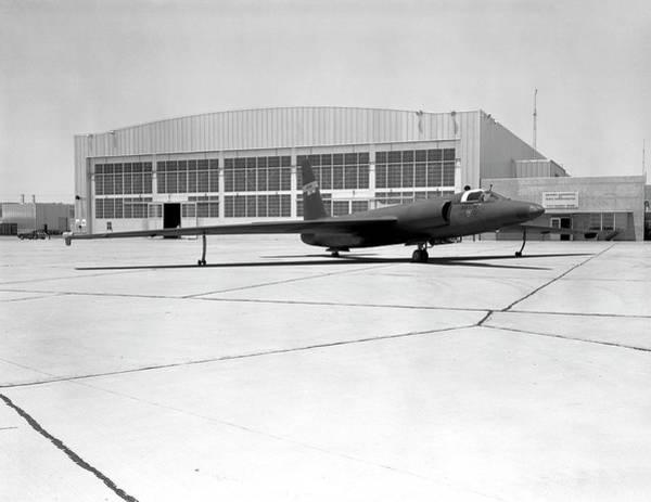 U2 Photograph - Fake Nasa Lockheed U-2 Aircraft by Nasa/science Photo Library