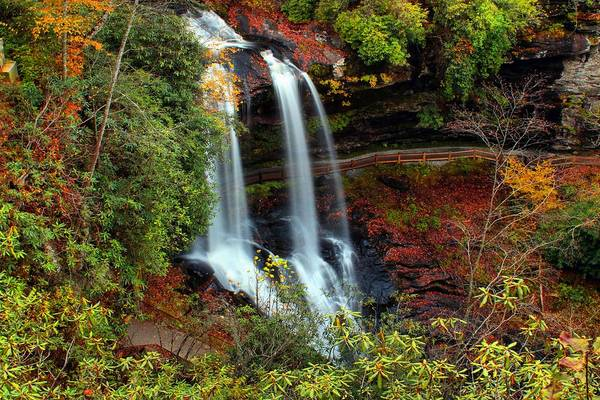 Photograph - Fall At Dry Falls by Carol Montoya