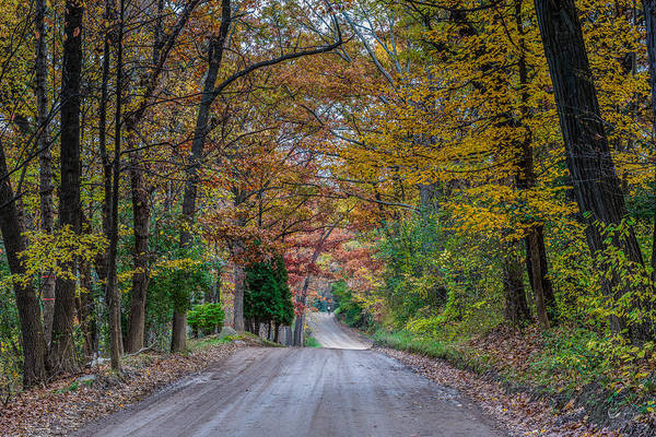 Photograph - Fall Bike Ride by Paul Johnson