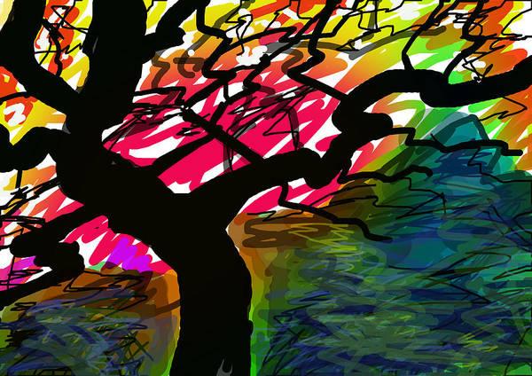Digital Art - Fall Breeze  by Paul Sutcliffe