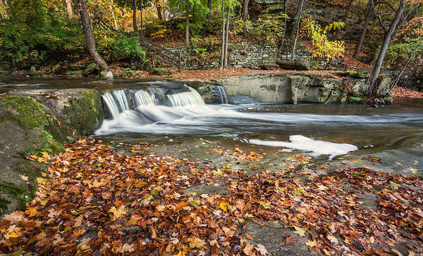 Photograph - Fall By The Falls by Dale Kincaid