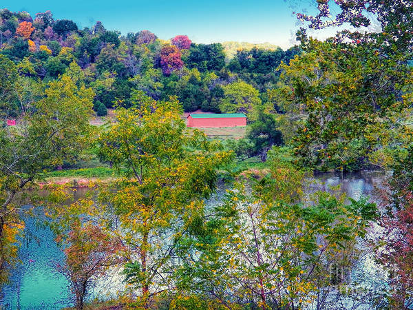 Photograph - Fall In West Virginia by Gena Weiser