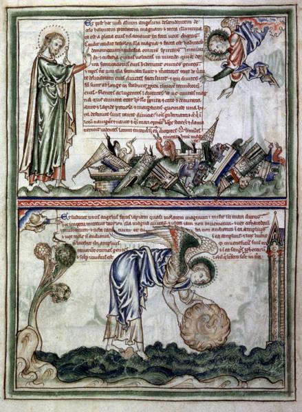 Painting - Fall Of Babylon (rev by Granger