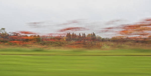Photograph - Fall On The Move... by Nick Mares