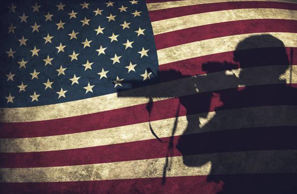 American Sniper Art Print