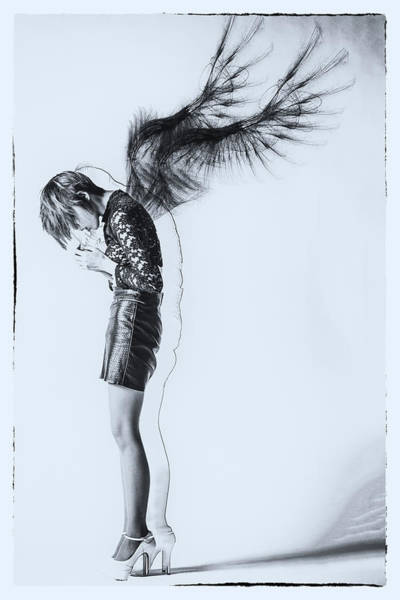Wall Art - Photograph - Fallen Angel by Daisuke Kiyota