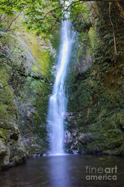 Ohau Wall Art - Photograph - Falling Water by Jacob Holyfield