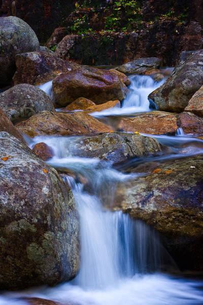 Photograph - Falling Waters by Jeff Sinon