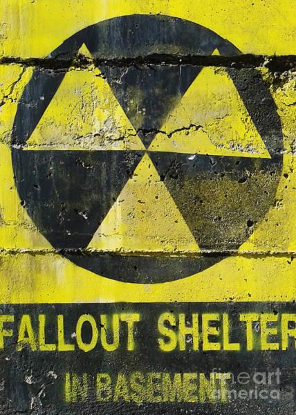 Fallout Shelter Art Print