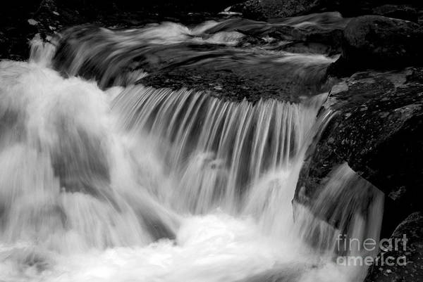 Wall Art - Photograph - Falls In Bw - 44 by Paul W Faust -  Impressions of Light