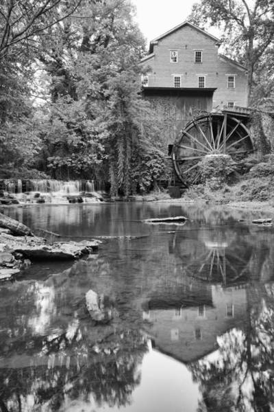 Photograph - Falls Mill by Harold Rau