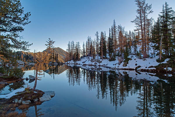 Alpine Photograph - Falls Proud Moment by Mike Reid