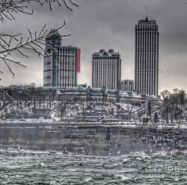 Photograph - Falls View Casino by Jim Lepard