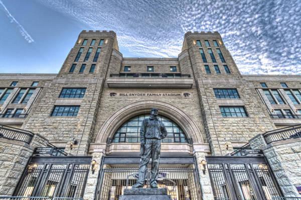 Kansas State University Photograph - Family by Corey Cassaw