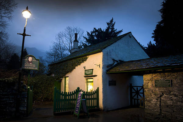 Grasmere Wall Art - Photograph - Famous Gingerbread Of Grasmere by Andrew James