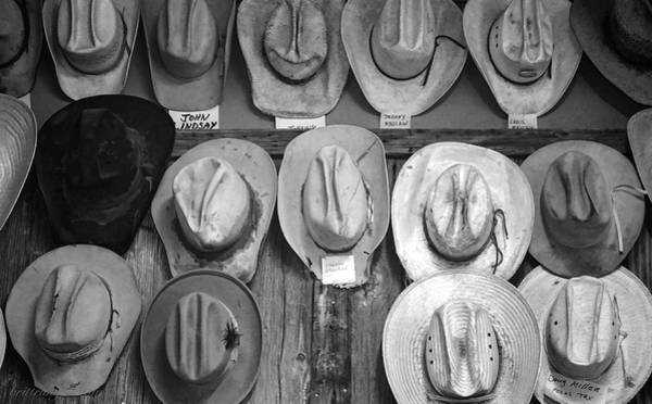 Photograph - Famous Hats by Britt Runyon