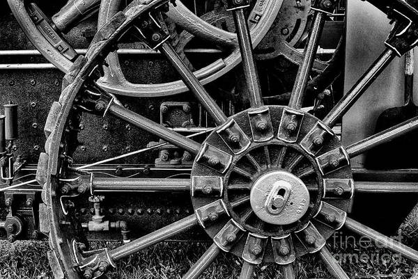 Photograph - Fancy Big Wheel by Paul W Faust -  Impressions of Light