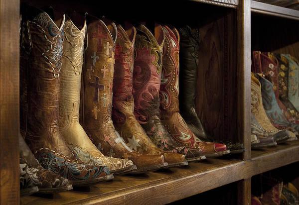 aae3d34dcd6 Cowboy Boots Photographs   Fine Art America