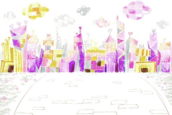 Tale Digital Art - Fantastic Buildings by Bji/blue Jean Images