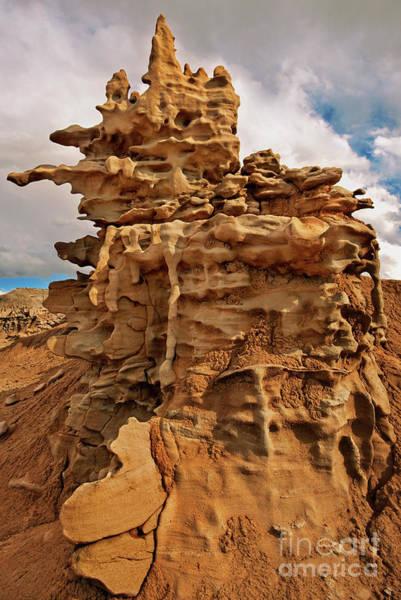 Photograph - Fantastic Hoodoo Fantasy Canyon Utah United States by Dave Welling