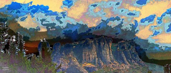 Photograph - Fantastic Landscape by Augusta Stylianou