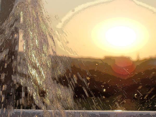 Digital Art - Fantastic Sunrise by Augusta Stylianou