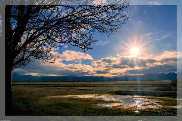 Rogue Valley Photograph - Fantasy Afternoon by Mick Anderson