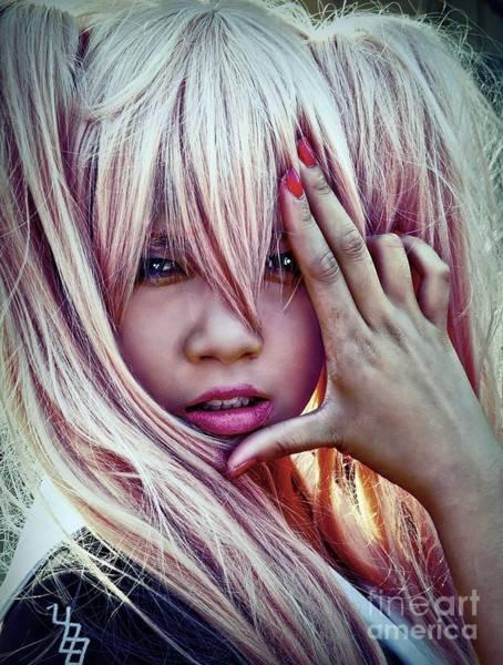 Cosplay Photograph - Fantasy Girl by Ian Gledhill