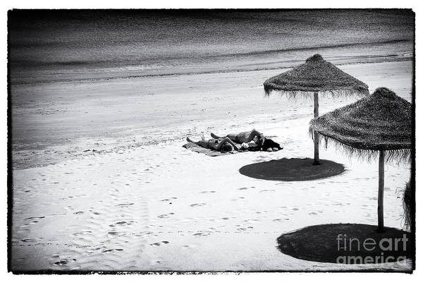 Photograph - Fantasy On The Beach by John Rizzuto