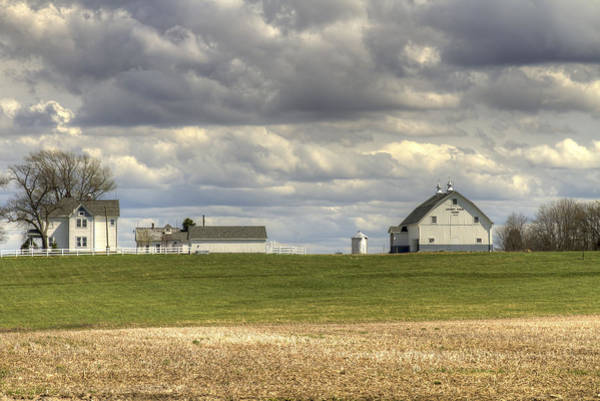 Photograph - Farm Country by Jack R Perry