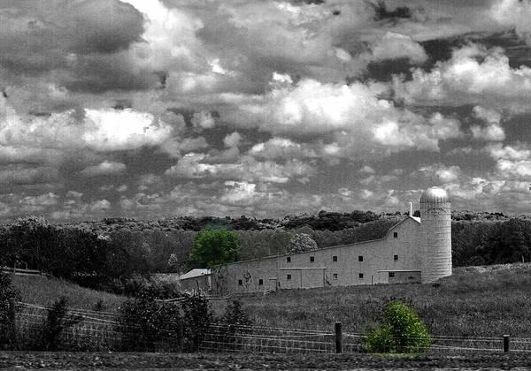 Photograph - Farm by David Yocum