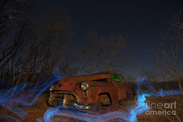 Wall Art - Photograph - Farmers Limo by Keith Kapple