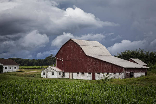 Photograph - Farming by Debra and Dave Vanderlaan