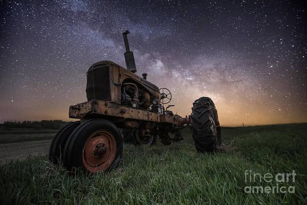 Photograph - Farming The Rift 4 by Aaron J Groen