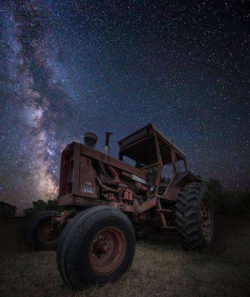 Photograph - Farming The Rift 5 by Aaron J Groen