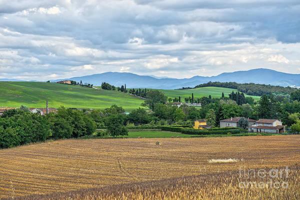 Digital Art - Farmland 3 by Mauro Celotti