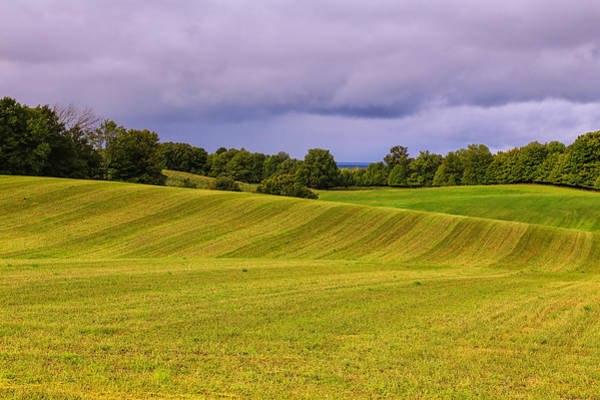Photograph - Farms Of Charlevoix by Rachel Cohen