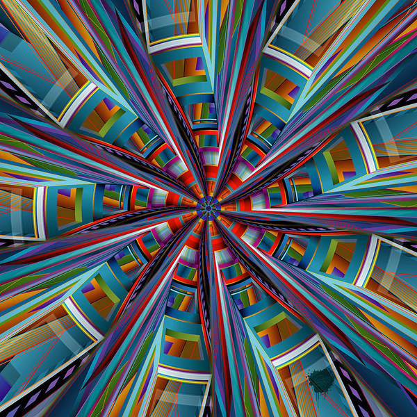 Propellors Digital Art - Faster Than Air by Lisa Schwaberow
