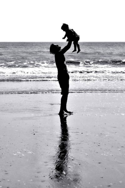 Fathers Day Photograph - Fatherhood by Benjamin Yeager